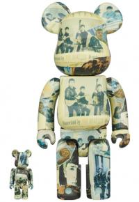 Gallery Image of Be@rbrick The Beatles 'Anthology' 100% & 400% Collectible Figure