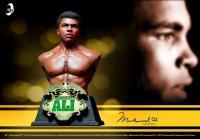 Gallery Image of Muhammad Ali Bust
