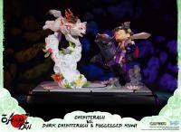 Gallery Image of Chibiterasu vs Dark Chibiterasu & Possesed Kuni Statue