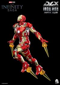 Gallery Image of Iron Man Mark XLIII Collectible Figure