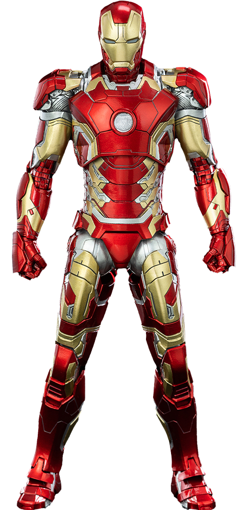 Threezero Iron Man Mark XLIII Collectible Figure