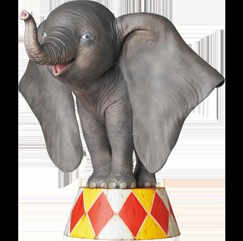 Medicom Toy Dumbo Statue