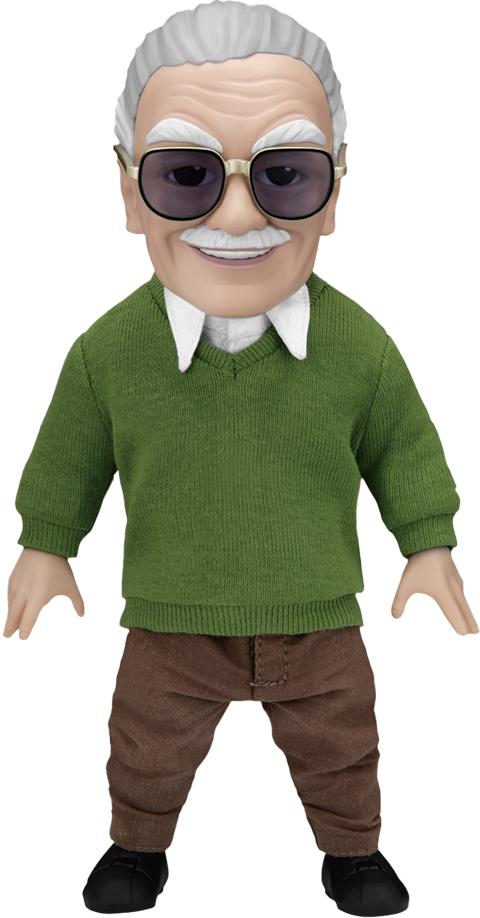 Beast Kingdom Stan Lee Action Figure