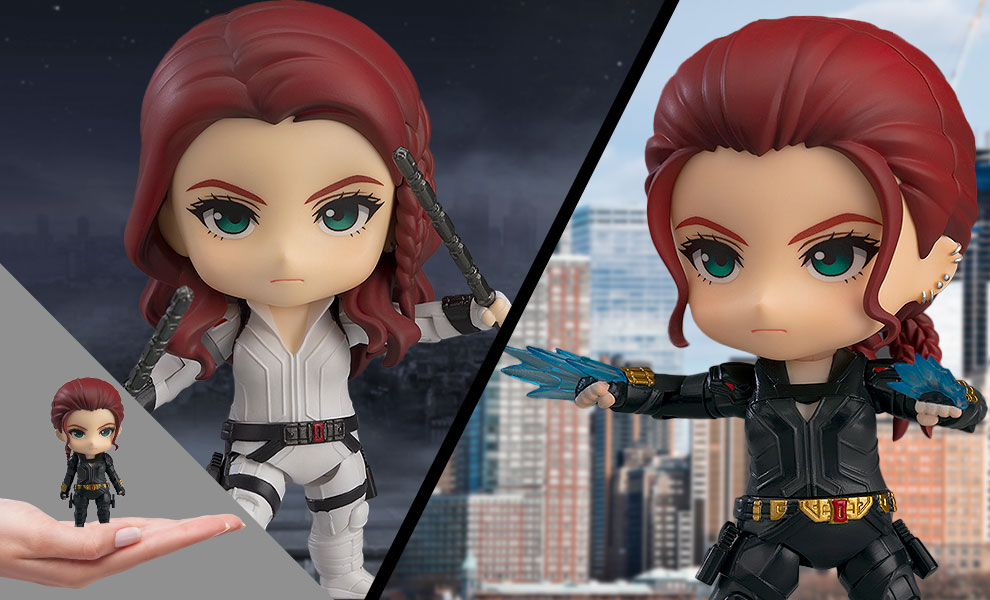 Gallery Feature Image of Black Widow Nendoroid DX Collectible Figure - Click to open image gallery