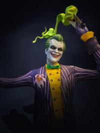 Gallery Image of The Joker Arkham Asylum Polystone Statue