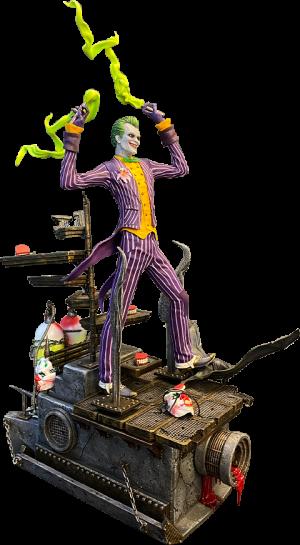 The Joker Arkham Asylum Polystone Statue
