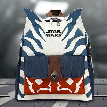 Ahsoka Tano Cosplay Mini Backpack Apparel