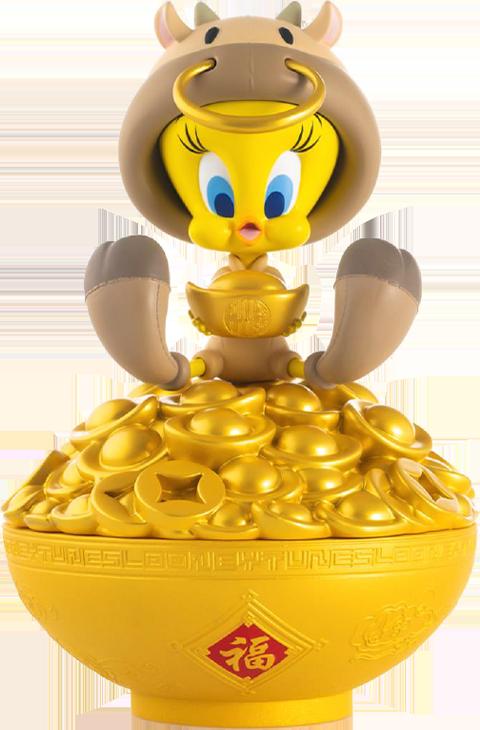 Soap Studio Wealthy Tweety Statue