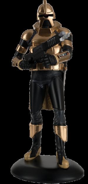 Cylon Centurion (Classic Gold) Figurine