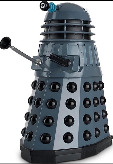 Eaglemoss Mega Genesis Dalek Figurine