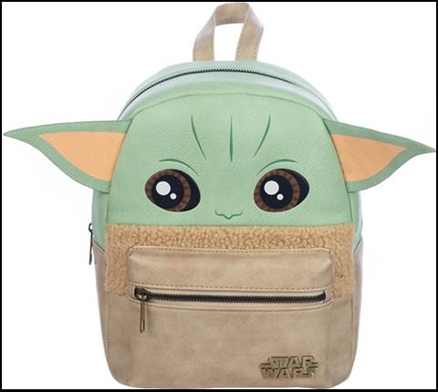 Bioworld Grogu Mini Backpack Apparel