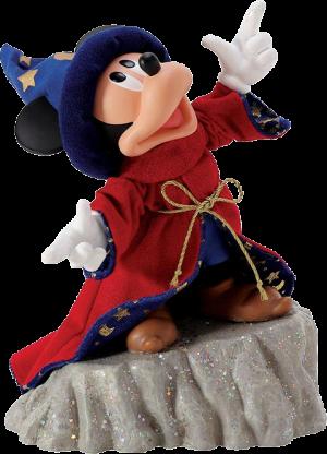 Sorcerer Mickey PVC Figure