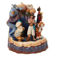 Gallery Image of Carved by Heart Aladdin Polyresin Figure