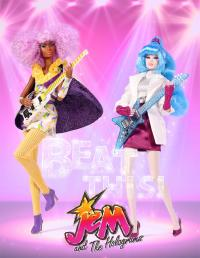 Gallery Image of Beat This Aja Leith™ and Shana Elmsford™ Two-Doll Gift Set Collectible Doll