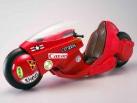 Gallery Image of Kaneda's Bike (Revival Ver.) Sixth Scale Figure Accessory