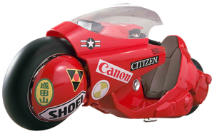 Kaneda's Bike (Revival Ver.) Sixth Scale Figure Accessory