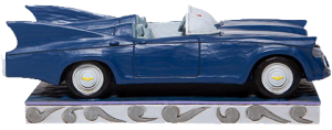 Batmobile Figurine