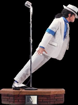 Michael Jackson: Smooth Criminal Statue