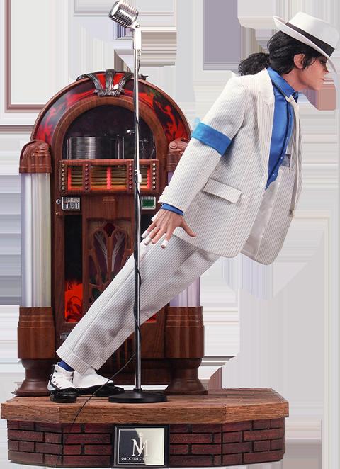 PureArts Michael Jackson: Smooth Criminal (Deluxe Version) Statue