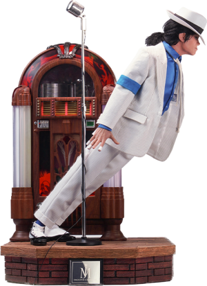Michael Jackson: Smooth Criminal (Deluxe Version) Statue