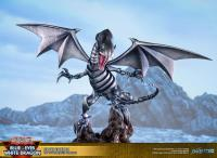 Gallery Image of Blue-Eyes White Dragon (Silver Variant) Statue