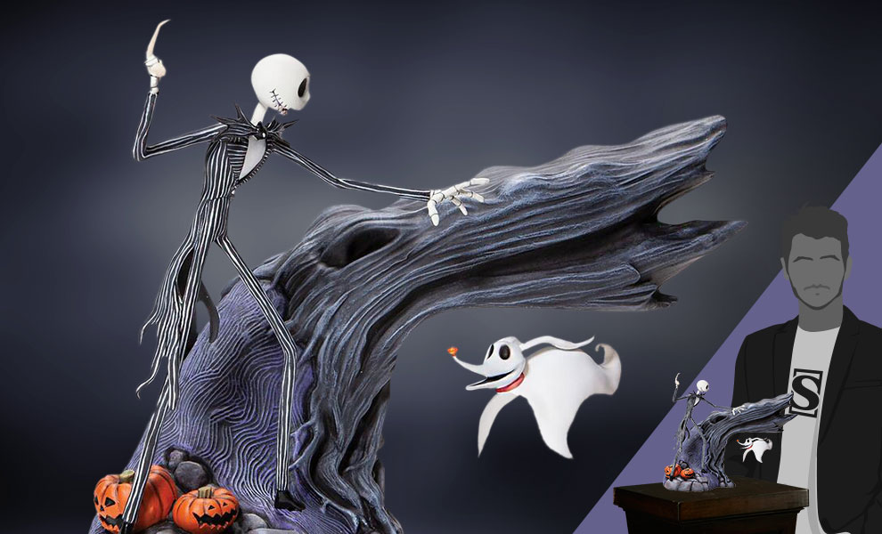 Gallery Feature Image of Levitation Zero & Jack Figure - Click to open image gallery