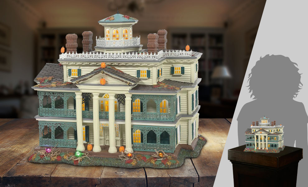 Gallery Feature Image of Disneyland Haunted Mansion Figurine - Click to open image gallery