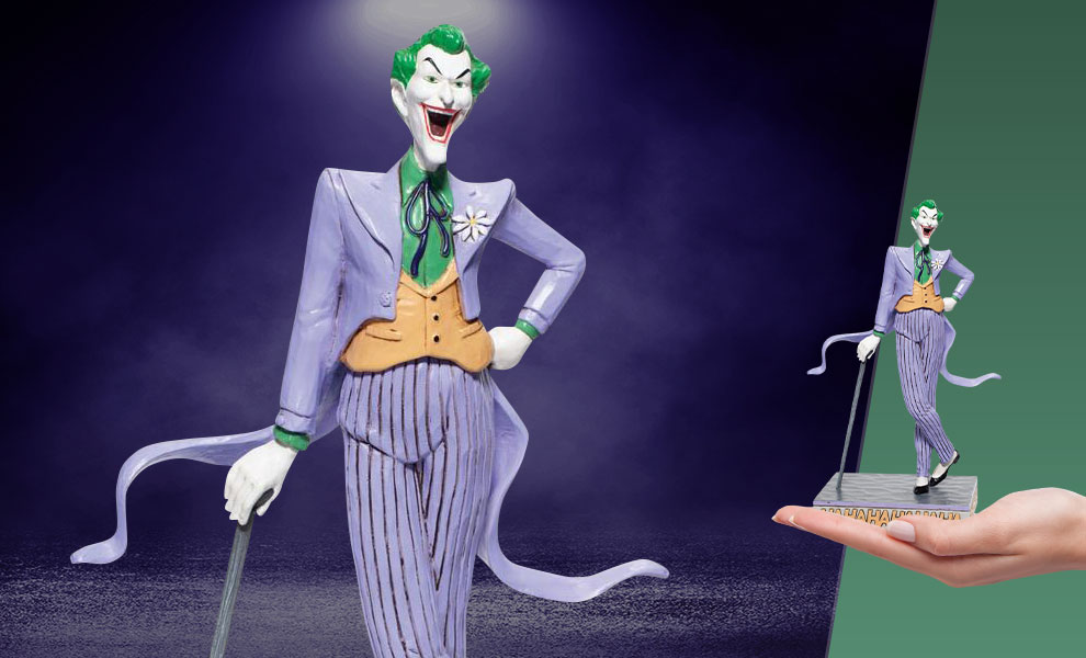 Gallery Feature Image of The Joker Figurine - Click to open image gallery