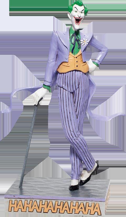 Enesco, LLC The Joker Figurine