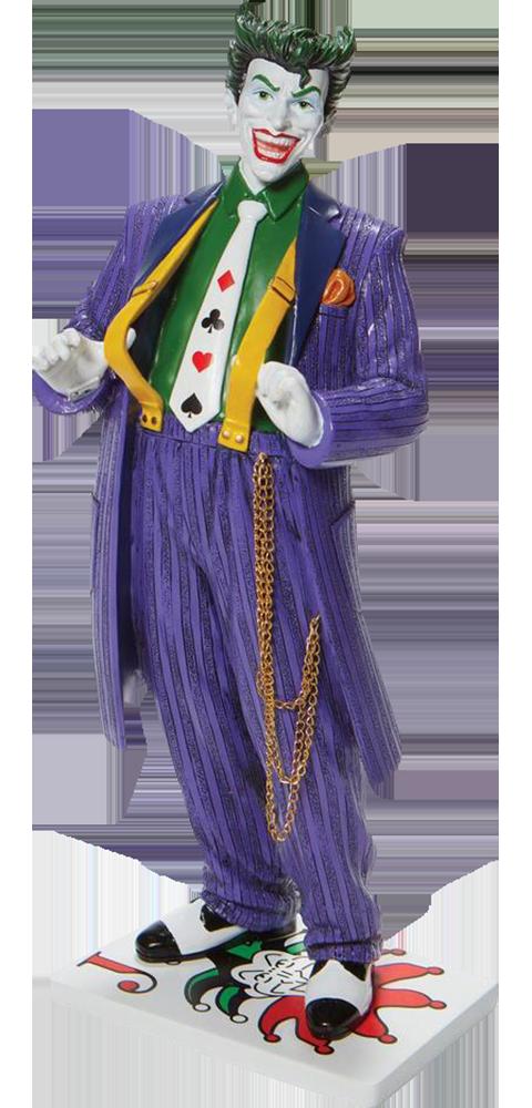 Enesco, LLC The Joker Couture de Force Figurine
