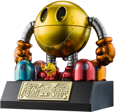 Bandai Pac-Man Collectible Figure