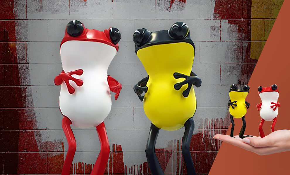 Gallery Feature Image of Caution & Fragile Designer Toy - Click to open image gallery