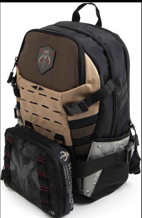 Heroes & Villains Warriors of Mandalore Backpack Apparel