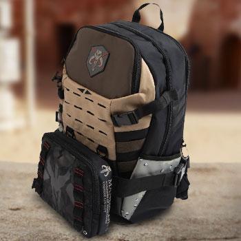 Warriors of Mandalore Backpack Apparel