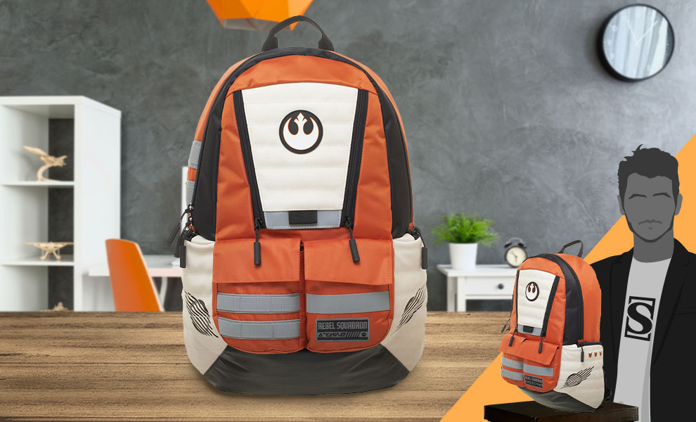 Gallery Feature Image of X-Wing Backpack Apparel - Click to open image gallery