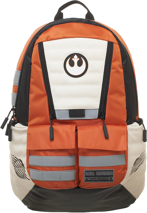 Heroes & Villains X-Wing Backpack Apparel