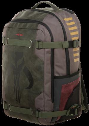 Boba Fett Backpack Apparel