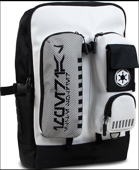 Heroes & Villains Stormtrooper Backpack Apparel