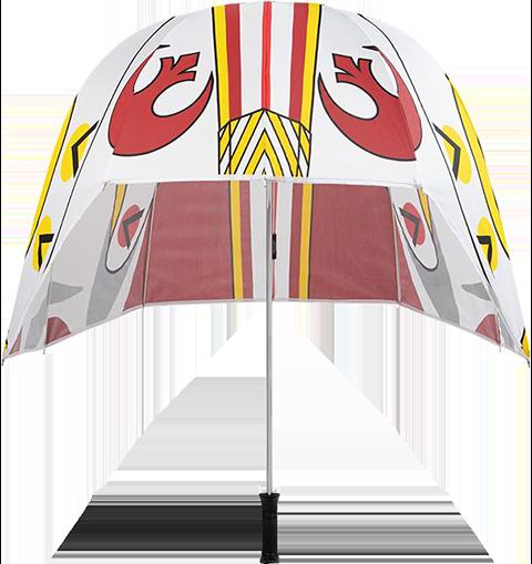 Heroes & Villains Rebel Helmet Umbrella