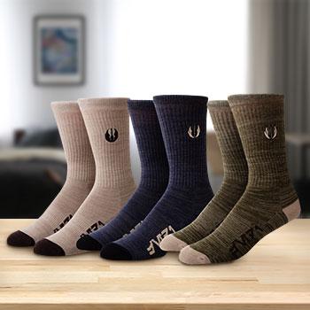 Jedi Sock Set Apparel