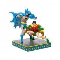 Gallery Image of Batman & Robin Figurine