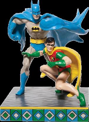 Batman & Robin Figurine