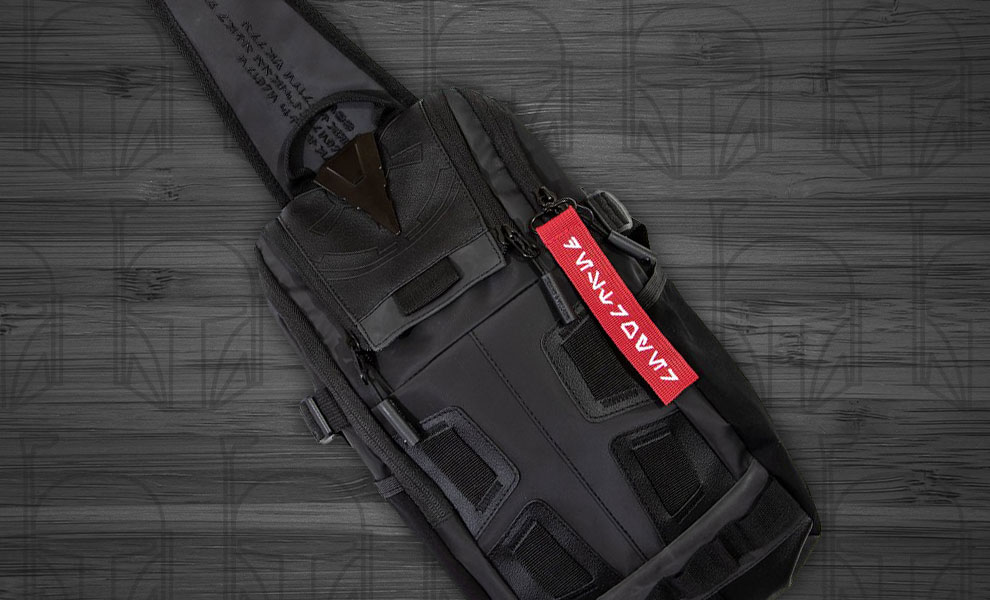 Gallery Feature Image of Imperial Star Fleet Sling Bag Apparel - Click to open image gallery
