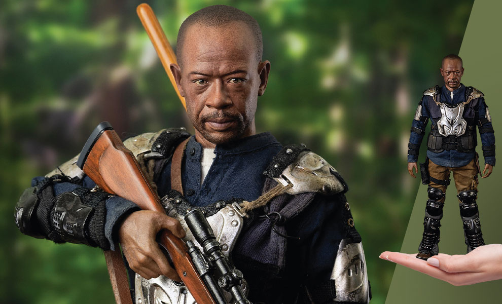 Gallery Feature Image of Morgan Jones (Season 7) Sixth Scale Figure - Click to open image gallery