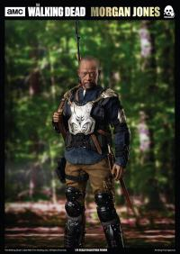 Gallery Image of Morgan Jones (Season 7) Sixth Scale Figure