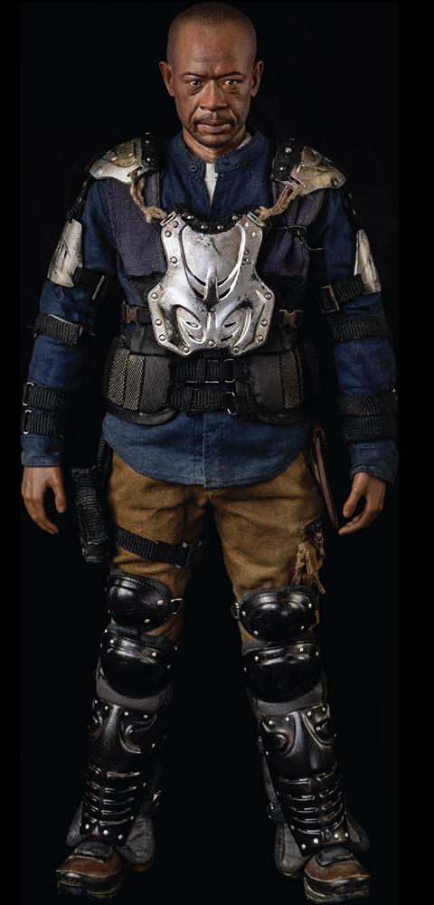 Threezero Morgan Jones (Season 7) Sixth Scale Figure
