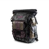 Gallery Image of Batman & Joker Roll-top Backpack Apparel