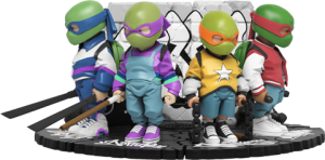 Teenage Mutant Ninja Turtles Collectible Set