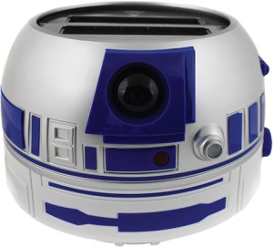 R2-D2 Deluxe Toaster Kitchenware