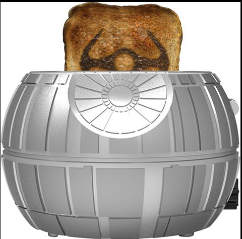 Uncanny Brands, LLC Death Star Two-Slice Toaster Kitchenware